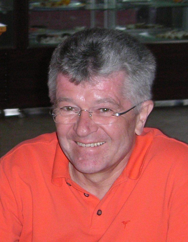 Ehrenmitglied Klaus Zischler